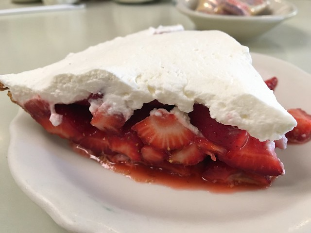 Jim's strawberry pie