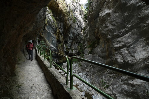 Ruta del Cares - Poncebos to Cain to Poncebos - Spain