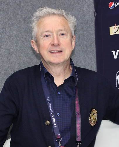 Interview with Louis Walsh