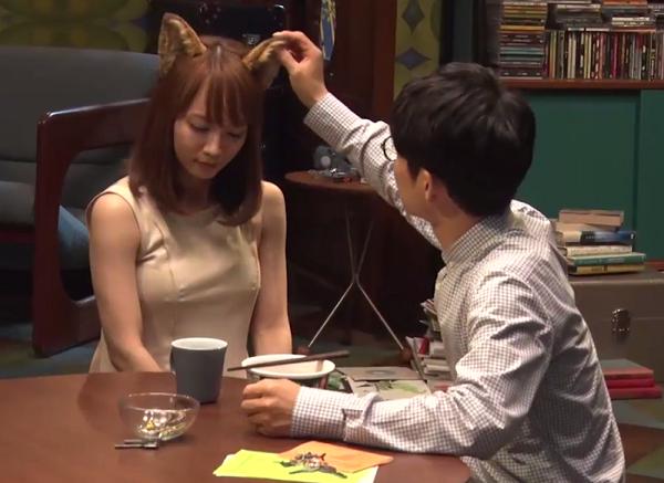 【動画】星野源と吉岡里帆の「どんぎつね」新CMのメイキングが公開!