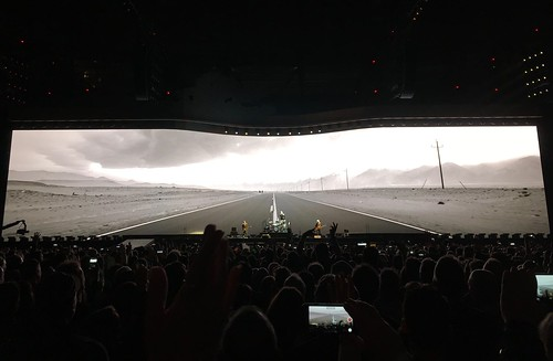 U2 - Vancouver, May 12, 2017