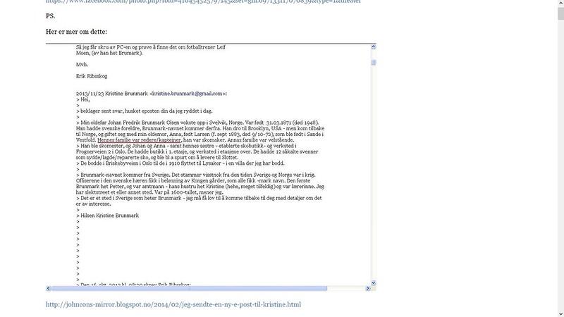 mer om kristine brunmark sin e-post