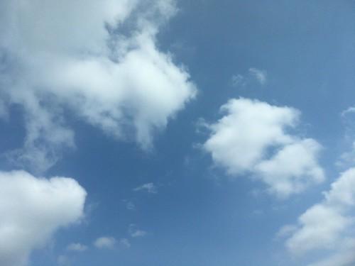空と雲 2017.5.15