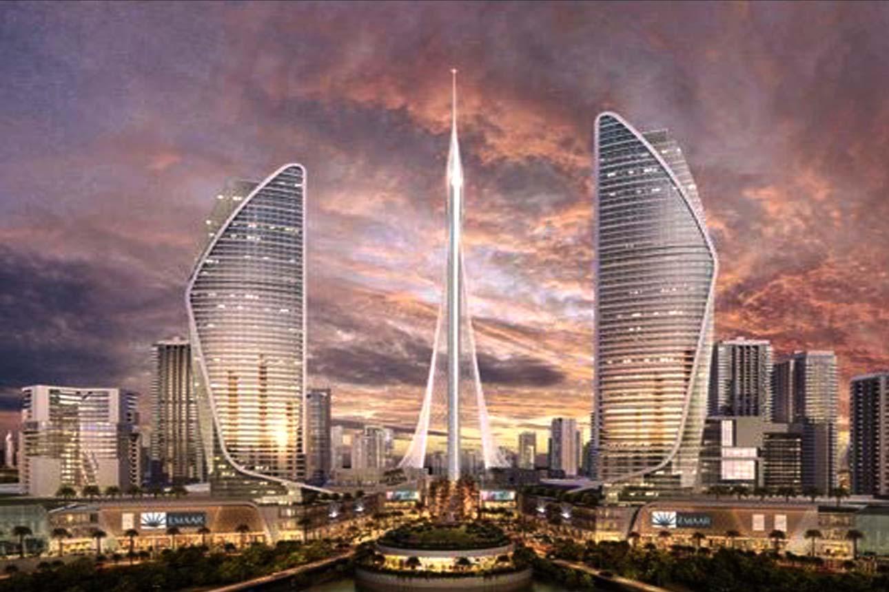 برج-خور-دبي