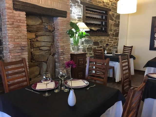 Restaurante de Casar de Palomero