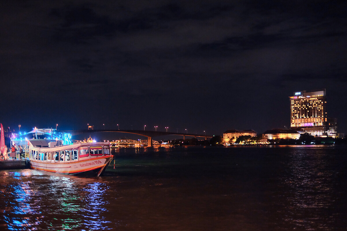 Asiatique Bangkok, Thailand