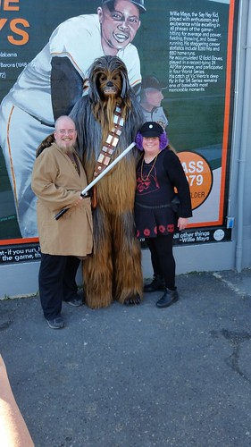 BASFA at Star Wars Night