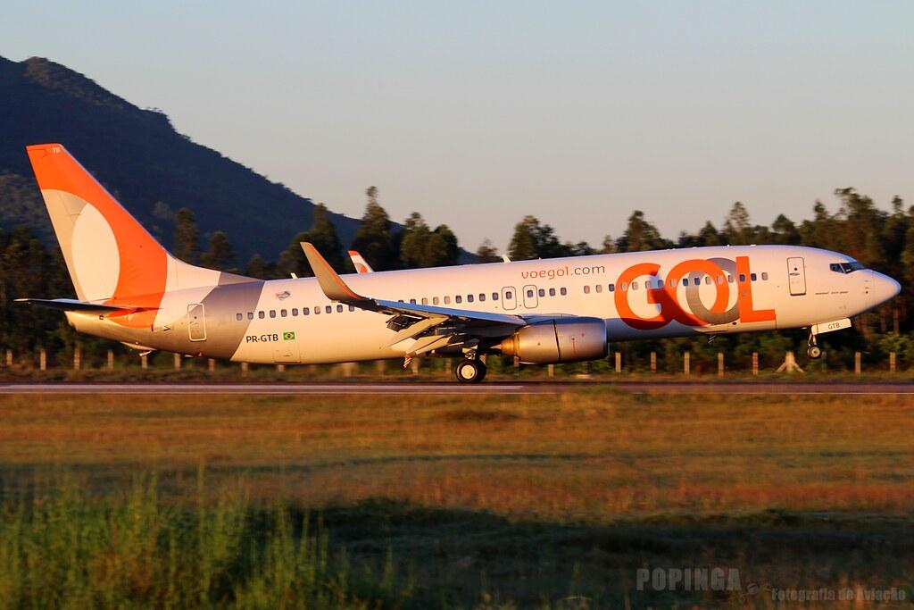PR-GTB - Boeing 737-8EH | SBFL | Daniel Popinga | Flickr