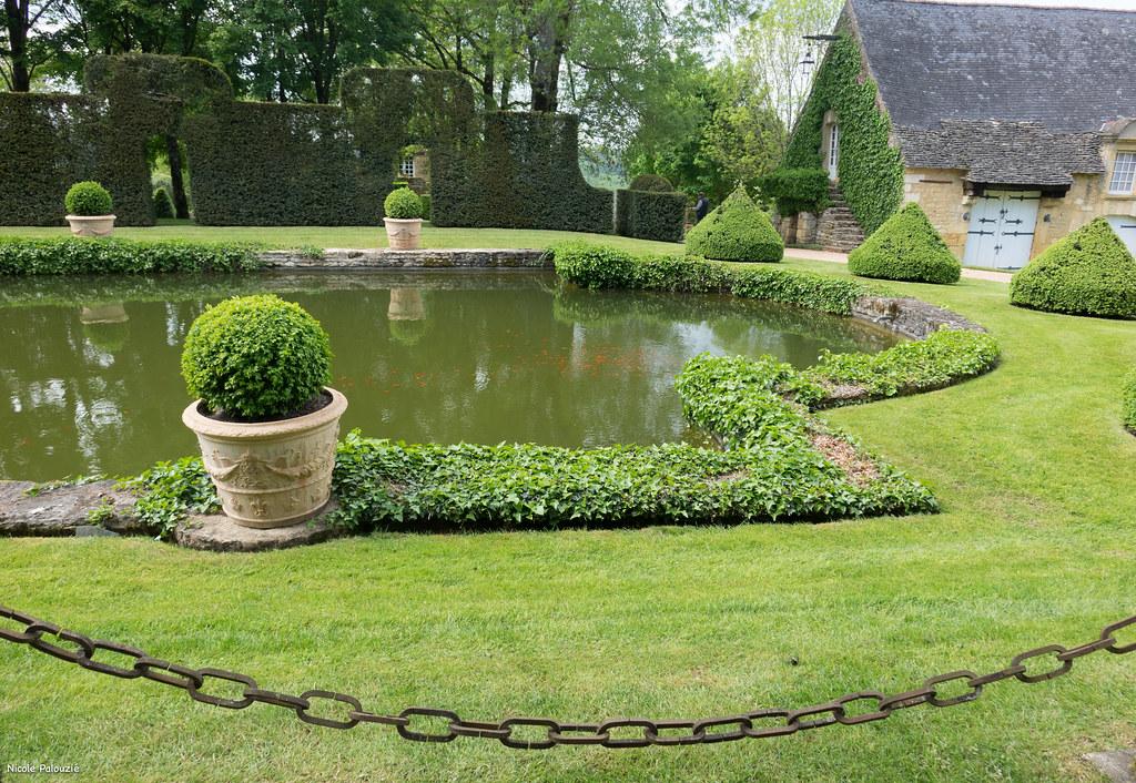 jardin deyrignac 7 by palounic - Jardin D Eyrignac