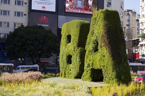BA topiary