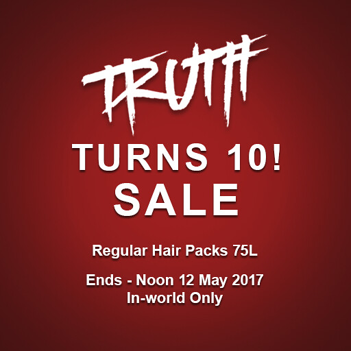 Truth Hair Sale