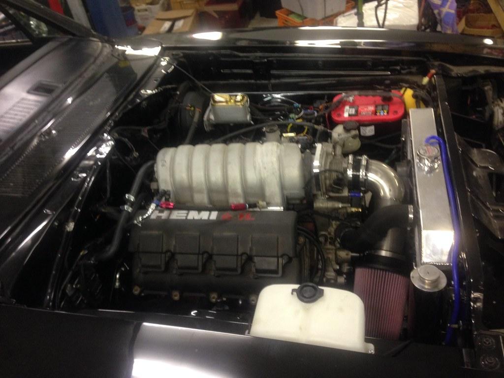 "MikkoV garage:  Charger SRT8 -70,  Manta A 2800S, Camaro RS -70 ""drift"", W212, Pontiac Tempest jne. 33611057204_f95f794bae_b"