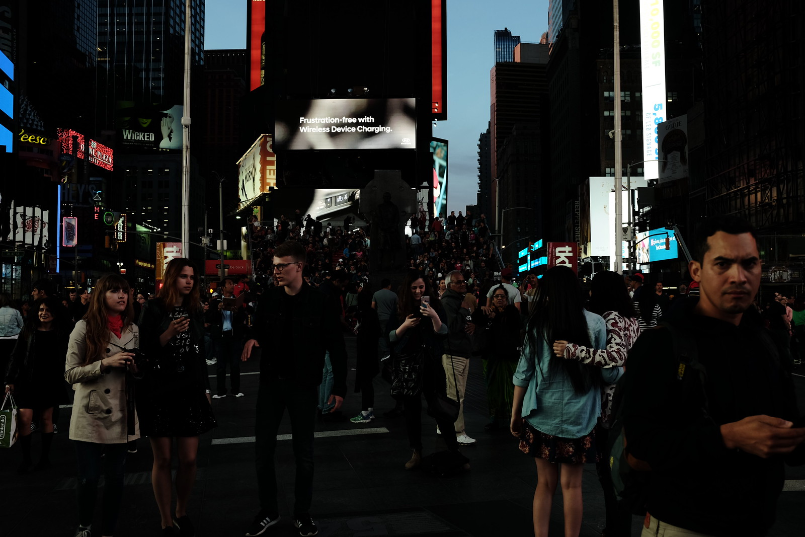 The New York Photo by FUJIFILM X100S(2017).