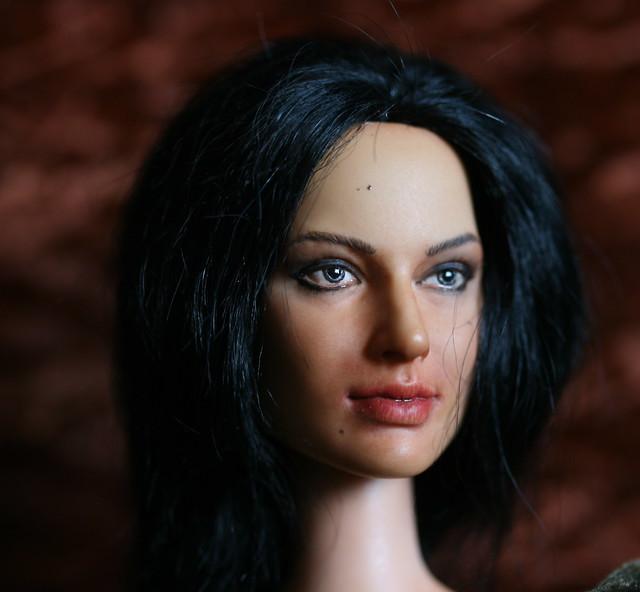 Female Figures Kumik head problems