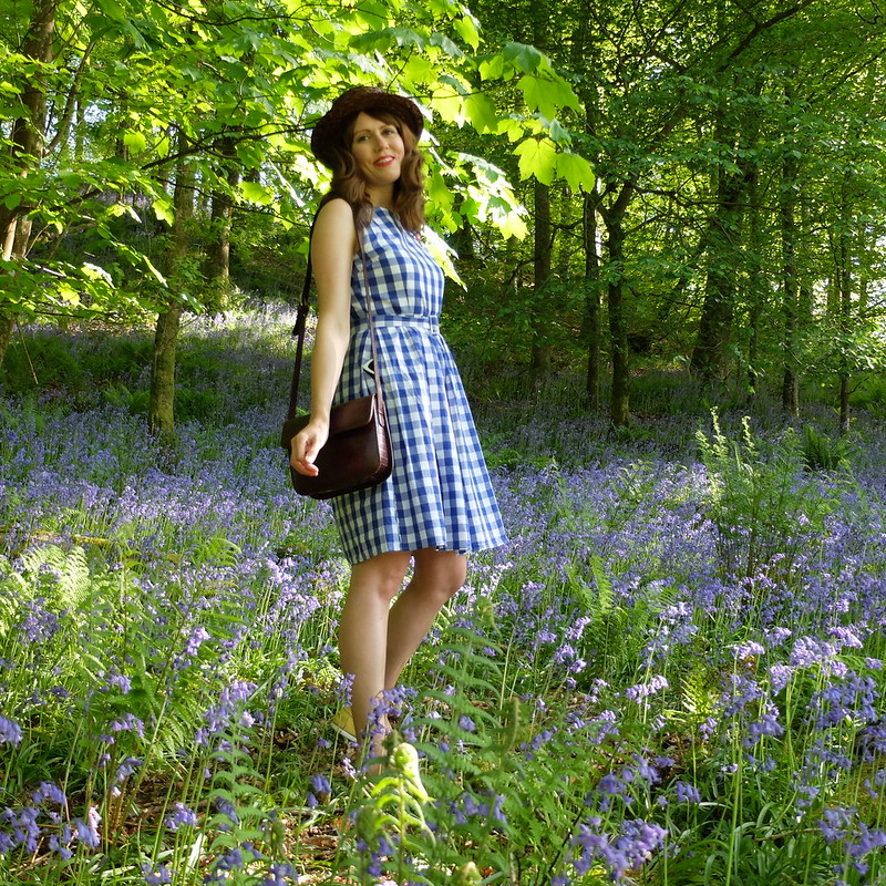 bluebell wood @porcelinasworld