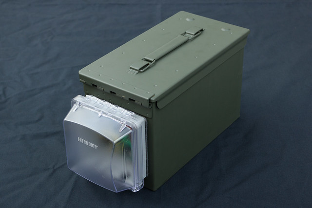 Weatherproof Recording Box