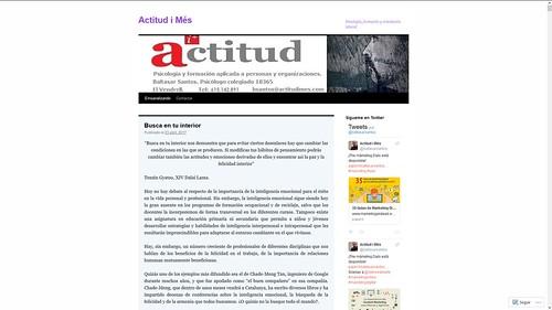 181 - Actitud i Més, Creació i Gestió de microempreses i ticsiformacio