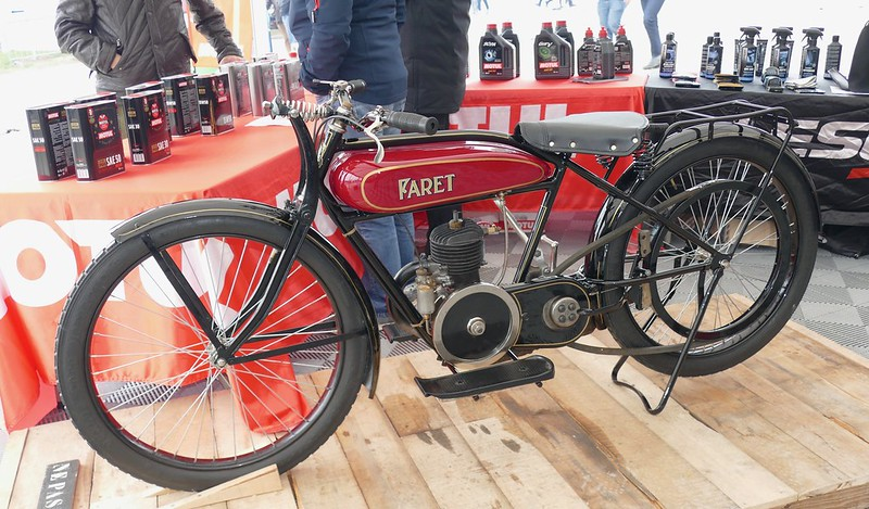FARET 175 Cc 1927 - Vintage Revival Linas Montlhery 07 Mai 2017 33732002664_ef60f19931_c
