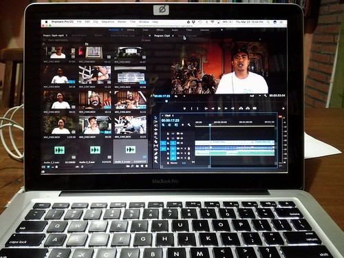 Edit video. | by antonemus