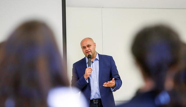 """MeetUp con Ketan Makwana """"Pensamiento disruptivo: creando innovación con impacto"""""""