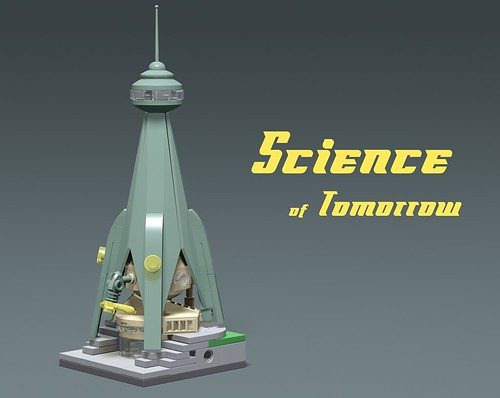 50's Science Museum | by GolPlaysWithLego