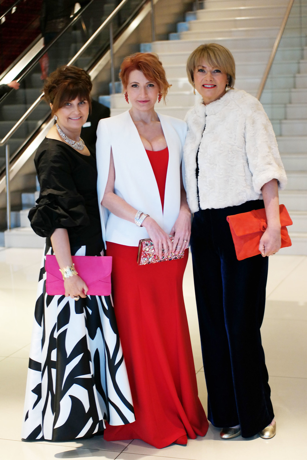 The Over40Collective at the UK Blog Awards 2017 (Individual winner, Fashion & Beauty: Not Dressed As Lamb)