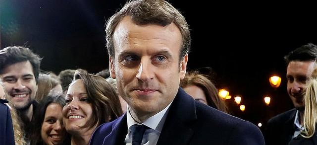 ¿Y quién es Emmanuel Macron?