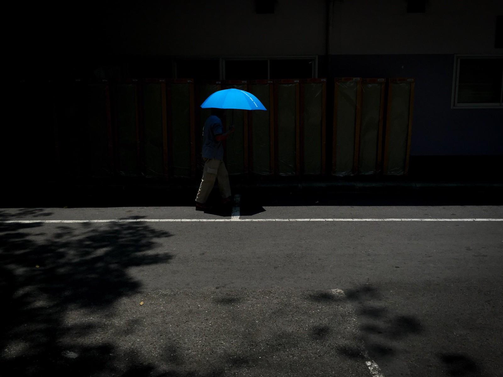 Blue.. | by Audsadang Satsadee