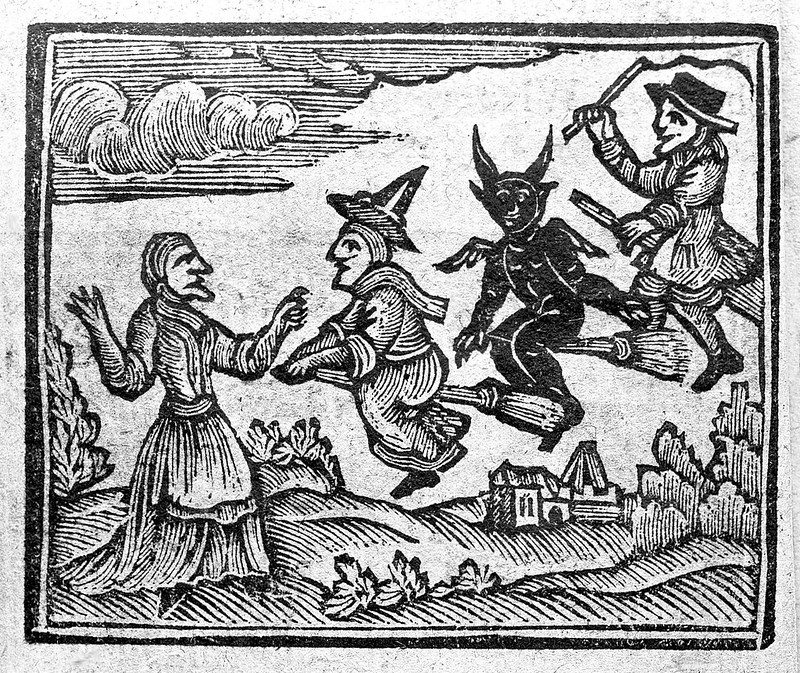 Woodcuts and Witches – The Public Domain Review