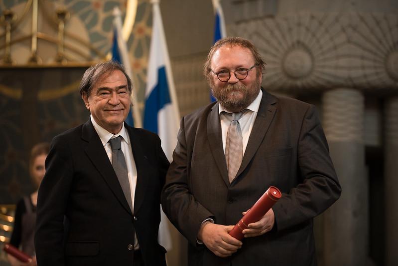 European Heritage Awards Ceremony 2017