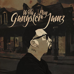 Willa Boy - Gangsta Jamz (Front)