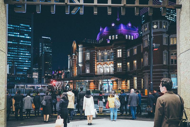Tokyo Station 東京駅 東京車站|東京都 TokyoCity