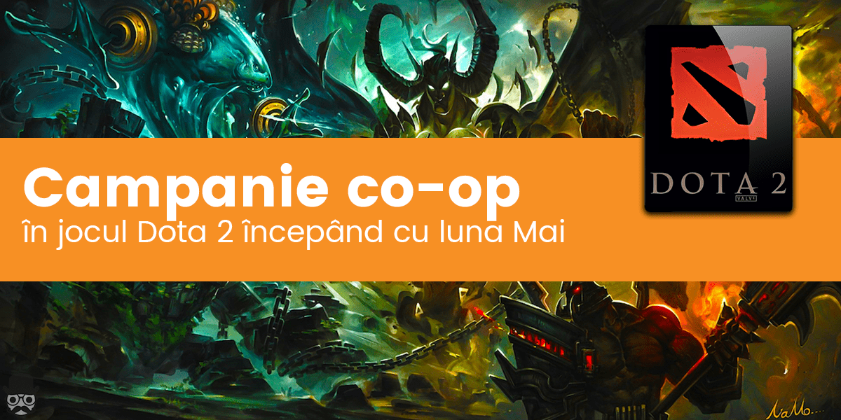 Campanie co-op in Dota 2