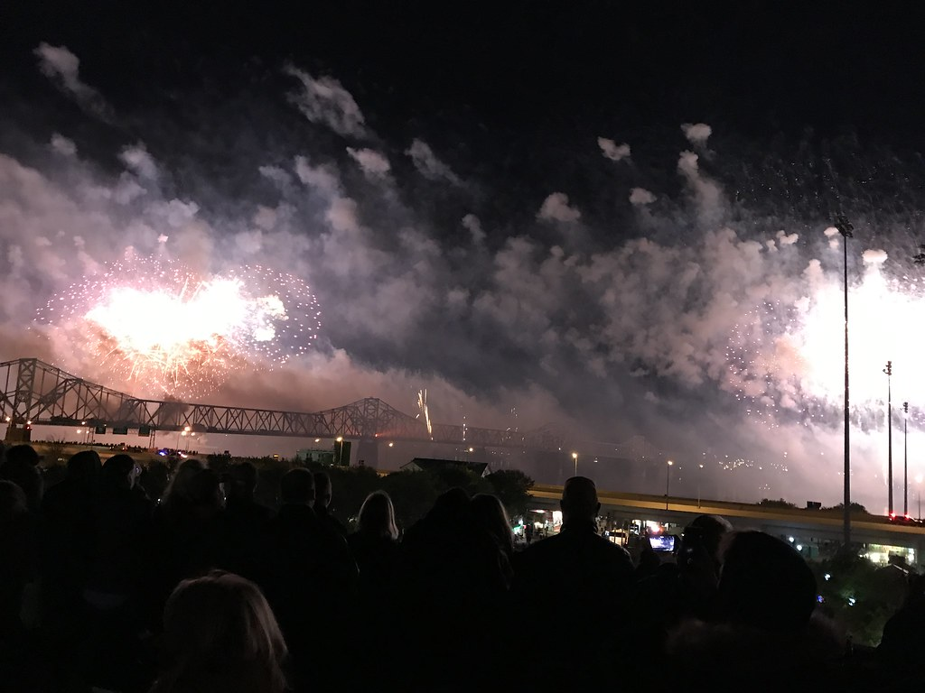 Thunder over Louisville Fireworks
