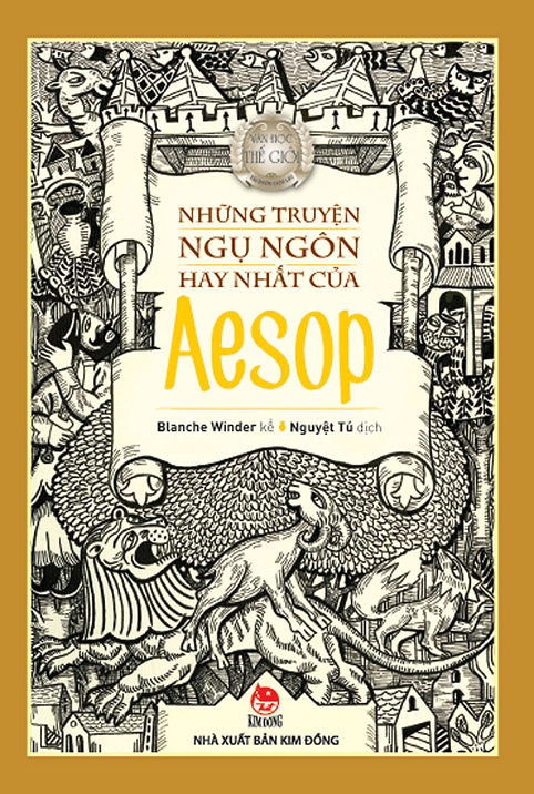 Những Truyện Ngụ Ngôn Hay Nhất của Aesop - Fiona Waters & Fulvio Testa