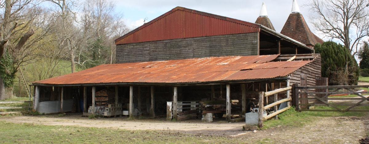 The Oak Barn - Frame Farm - receptions, weddings, corporate events, team building