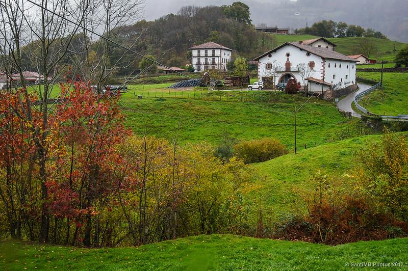 Casas de Iñarbil