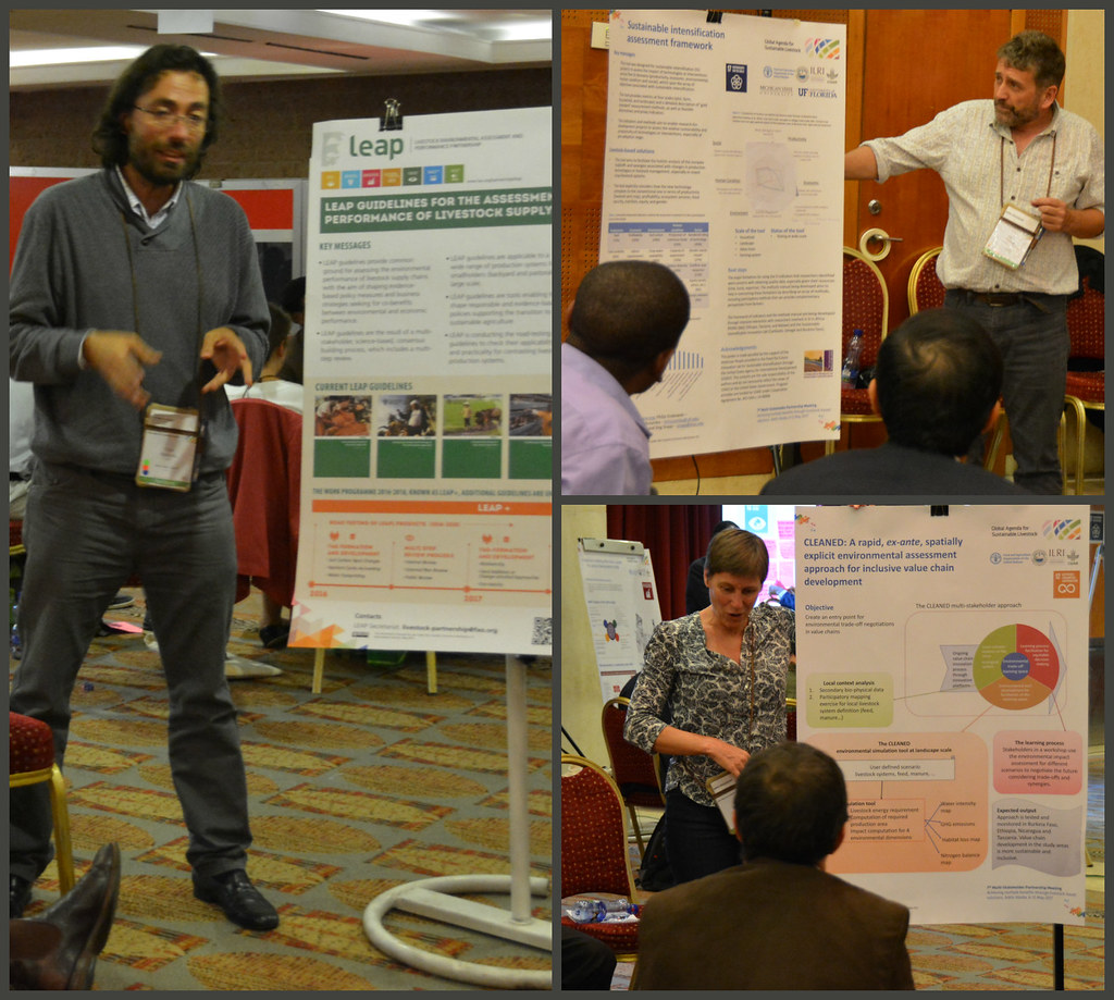 Interactive session: Models and tools to help measure, gui