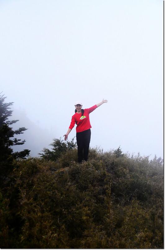 玉山前峰山頂展望點 2