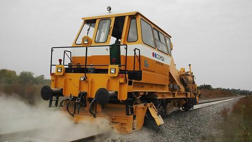 COMSA eleva su cartera ferroviaria en Latinoamérica con nuevos contratos en Argentina