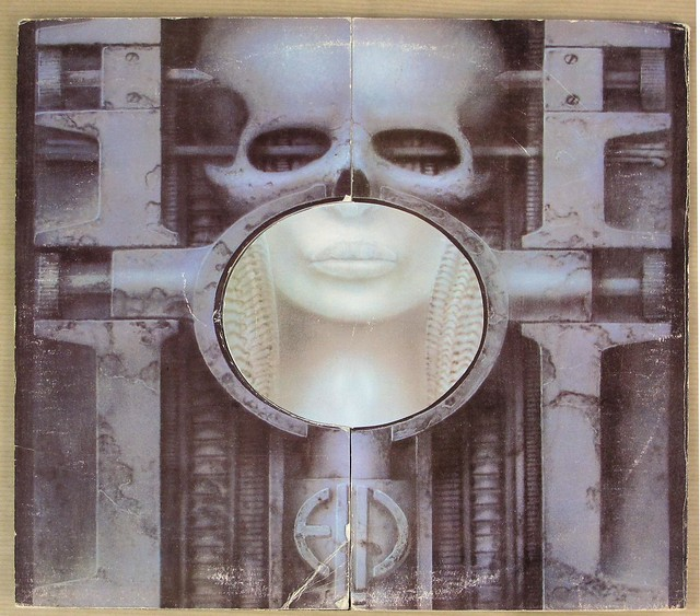 "Emerson, Lake & Palmer - Brain Salad Surgery FOC 12"" LP VINYL"