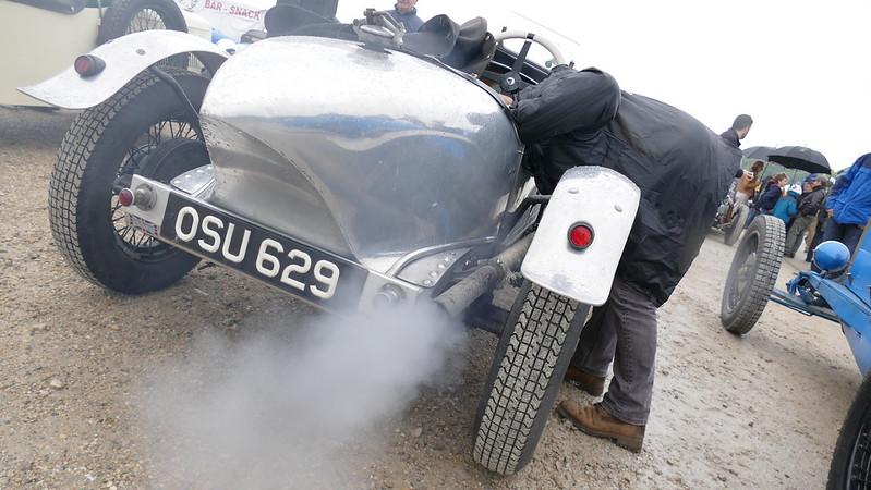 Alvis Racer - Vintage Revival Linas Montlhéry 07 Mai 2017 34539081805_632e2c4eab_c