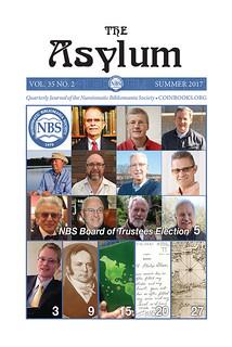 ASYLUM SUMMER 2017 ISSUE PUBLISHED