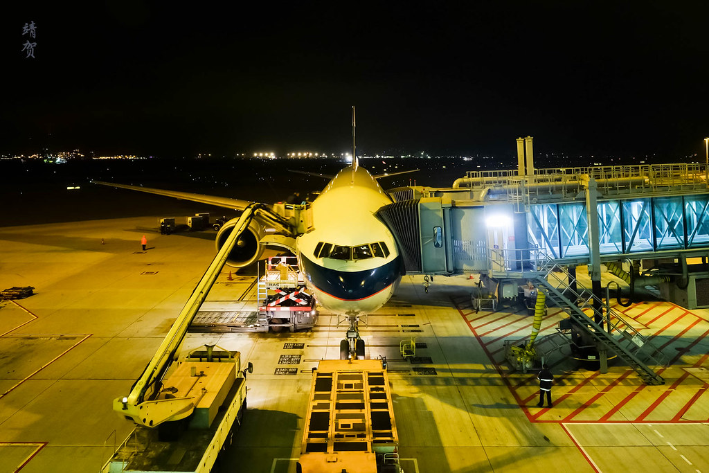 Prepping the 777