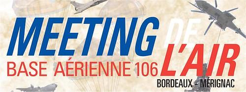 Meeting BA 106 Bordeaux-Mérignac 13 et 14 mai 2017