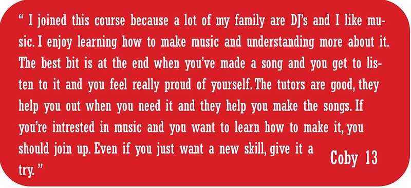 music course quotes