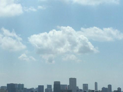 空の雲 2017.5.18