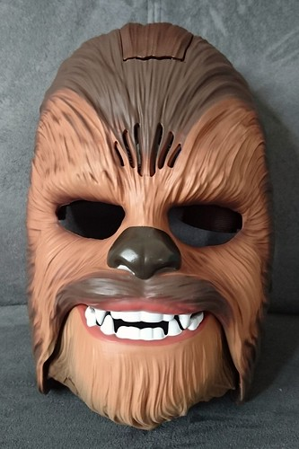 Chewbacca Mask