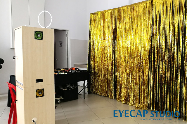 Event Photo Booth Rental Service Malaysia