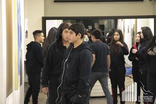 Visita Alumnos Liceo de Constitución